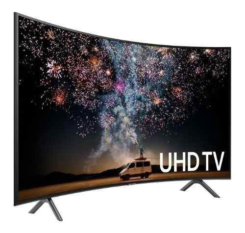 Televisor Samsung 55ru7300 55p Curvo 4k Smarttv 2019 Bluetoo