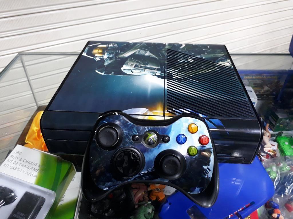 Xbox 360 Super Slim Lt6 Garantia 3 Meses