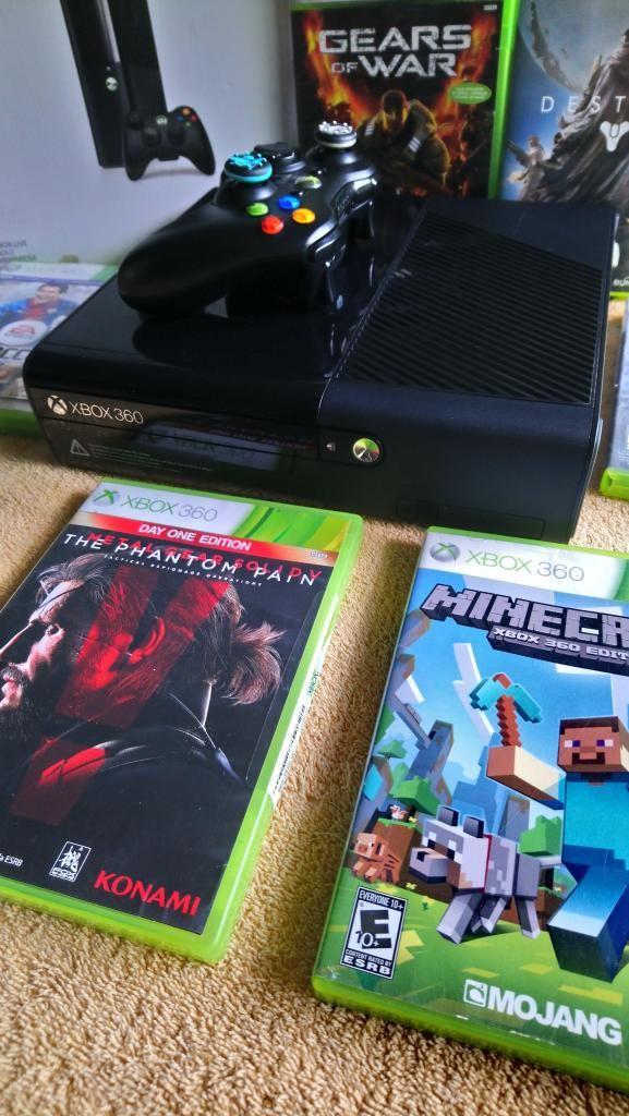 Xbox 360 super slim E original