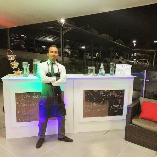 Servicios de Bartender Y Mesero