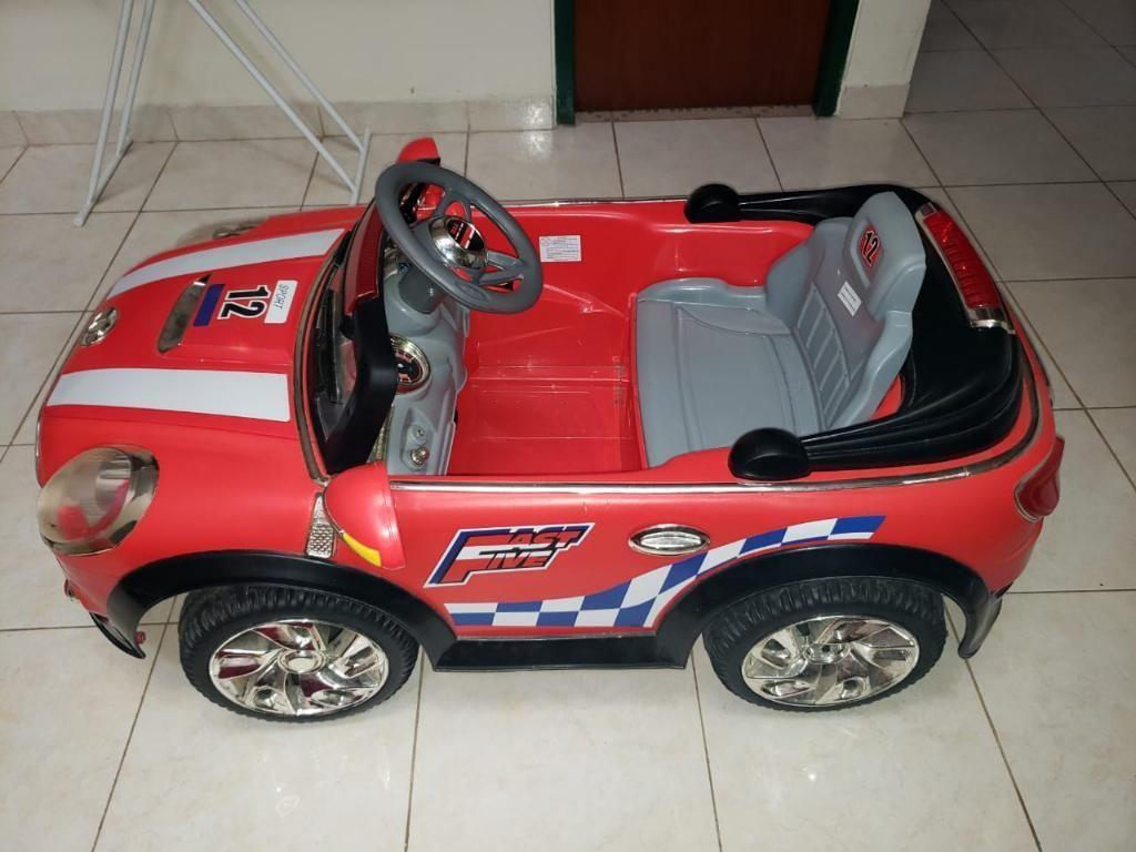 Carro de Bateria para Niño