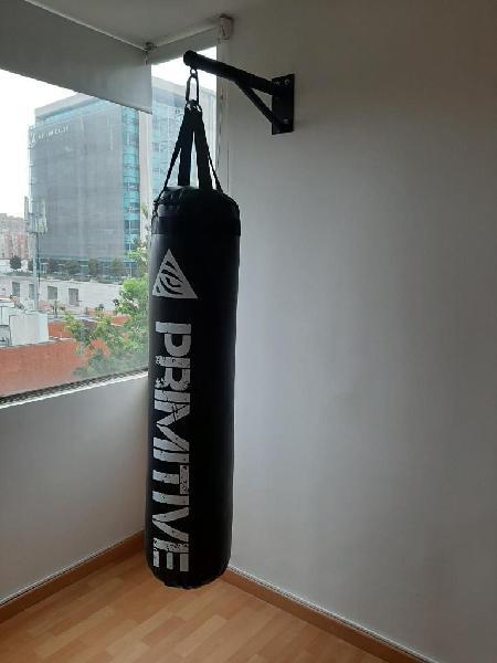 Guantes Y Tula de Boxeo Primitive 120 Cm