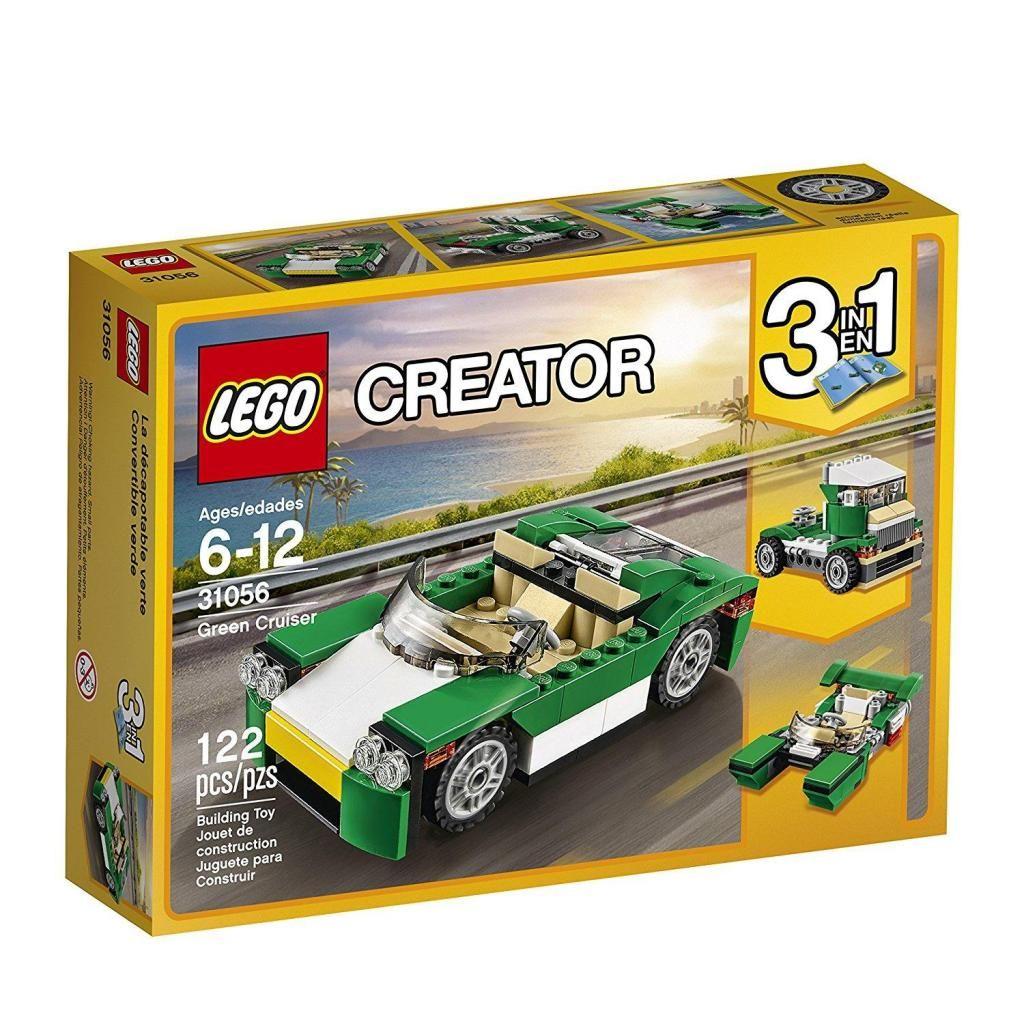 Lego Creator Green Cruiser  Entrega Inmediata