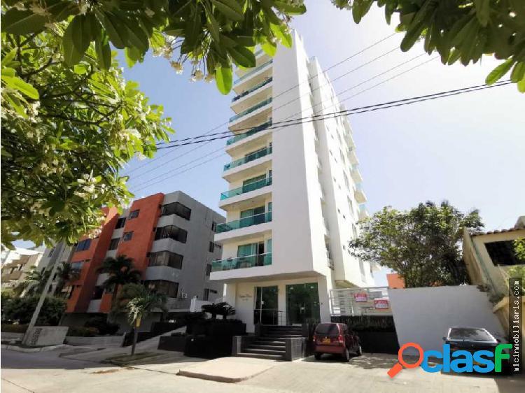 Arriendo apartamento en Altos de Riomar.
