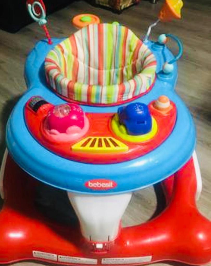 Caminador para Niño 3 en 1 Bebesit