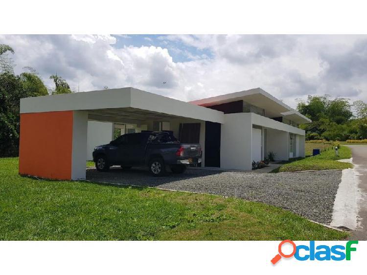 Casa Campestre en Venta Pereira Cerritos