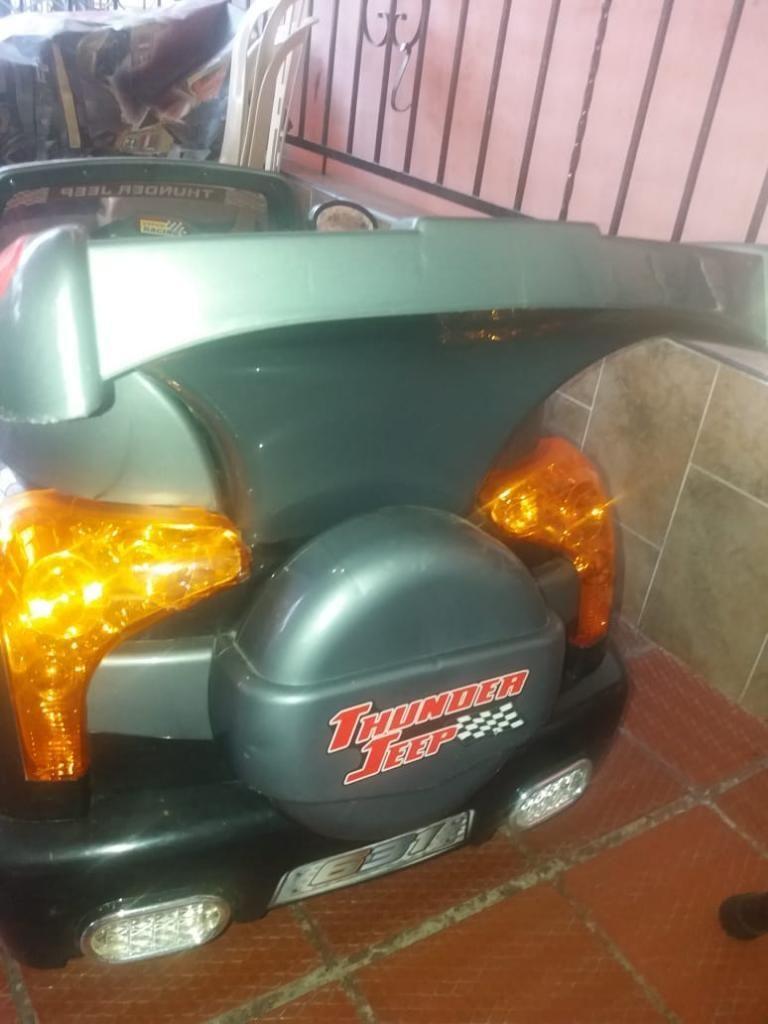 Full Carro de Batería Niño Inf
