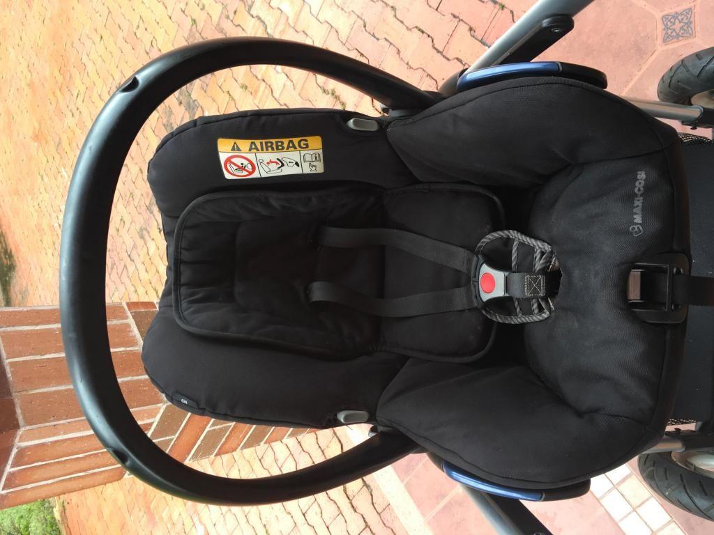 MAXI COSI Coche de Bebe incl. Silla para Carros