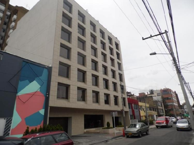 Oficina En Venta En Bogota El Nogal Cod. VBLUQ2017030006