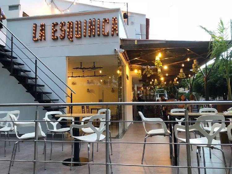 Se Vende Restaurante Bar La Esquinica