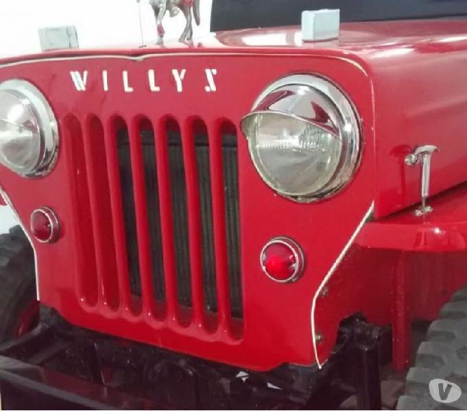 Vendo wiilis modelo 54 siempre particular en Roldanillo