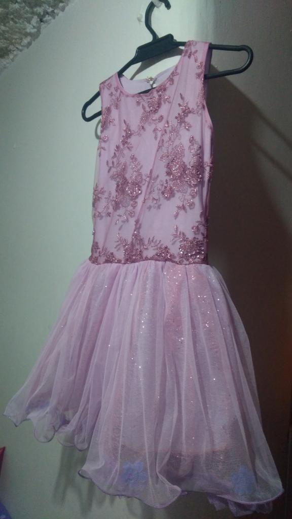 Vestido Niña Talla 10