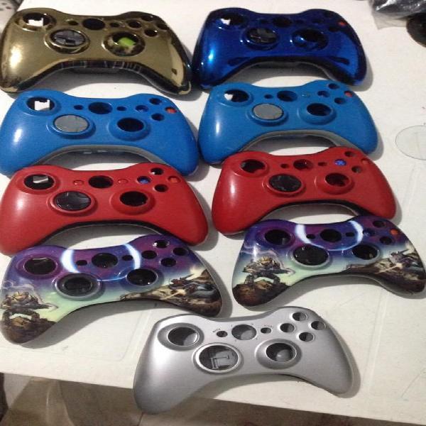 Carcasas de Lujo para Controles Xbox 360