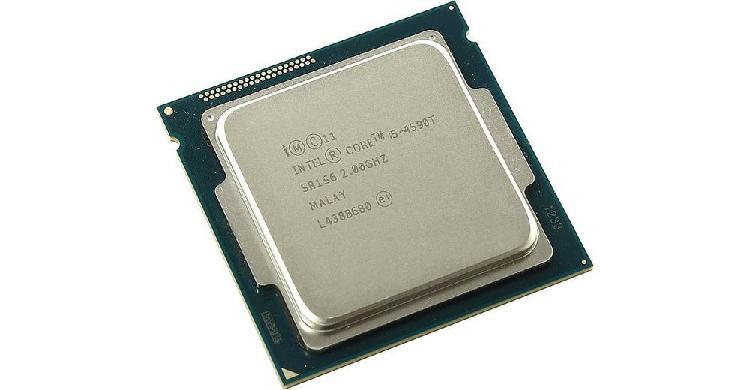 Procesador Intel Core I5 4590t 4 Nucleos Turbo A 3.0ghz 4gen