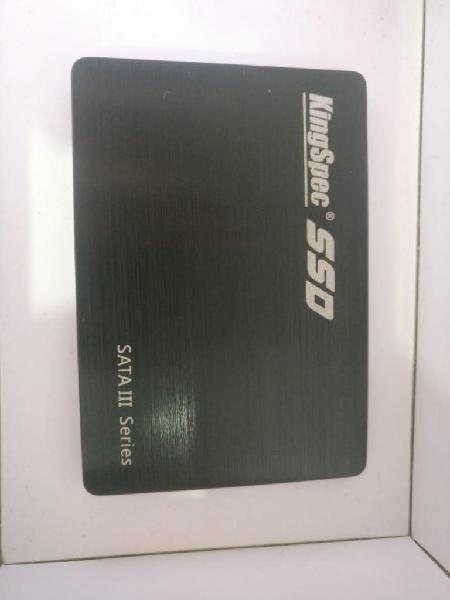 SSD 128GB NUEVO DE CAJA LISTO PARA MONTAR SIRVE PARA PC Y