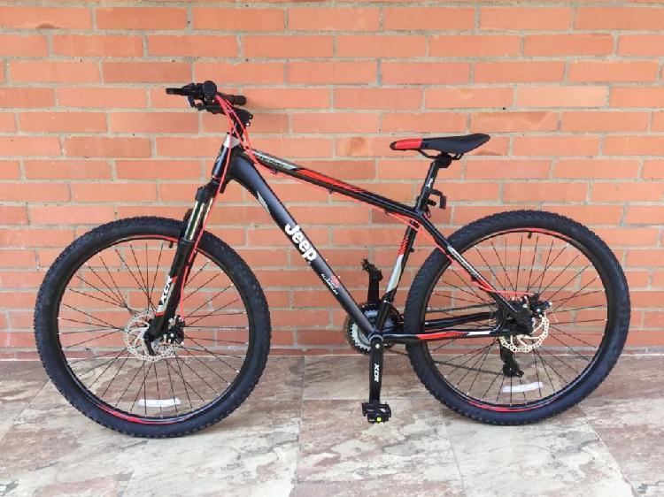 Bicicleta Jeep Vesubio rin 27.5