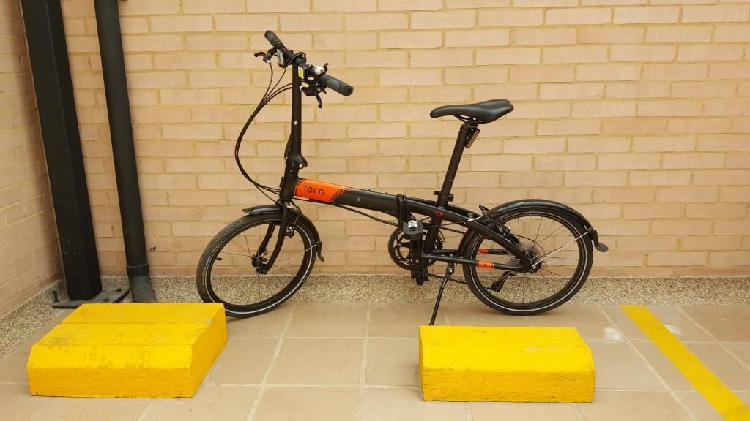 Bicicleta Tern Link D16 plegable 16 cambios!