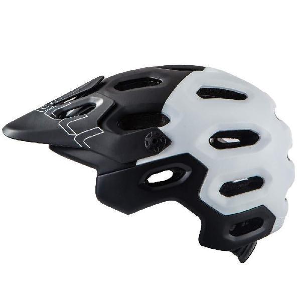 Casco Bicicleta MTB Super Cross Blanco Cairbull