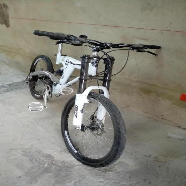 Vendo Cambio Hermosa Bicicleta Gw Unica