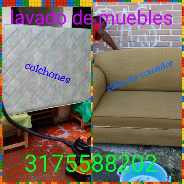Lavado de Muebles a Domicilio 3175588202