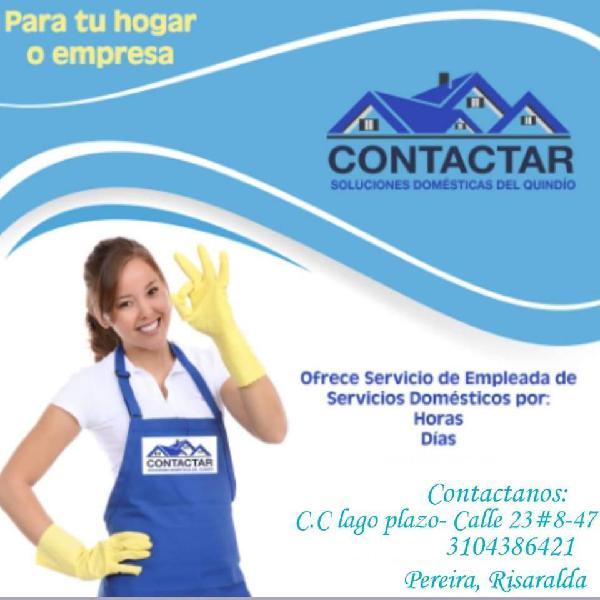 Limpieza rápida y eficaz en Pereira
