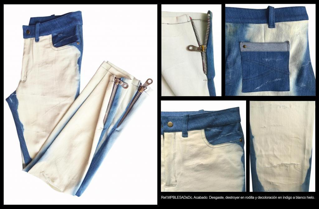Pantalón de Jean para hombre.