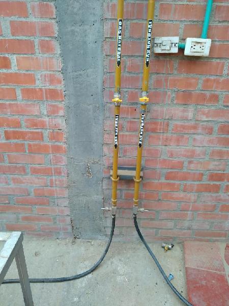 Redes de Gas Totalmente Certificadad