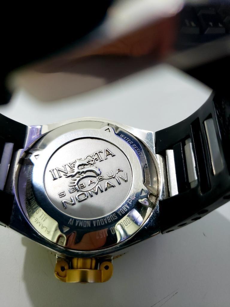 Reloj Invicta Gmt Suizo Original