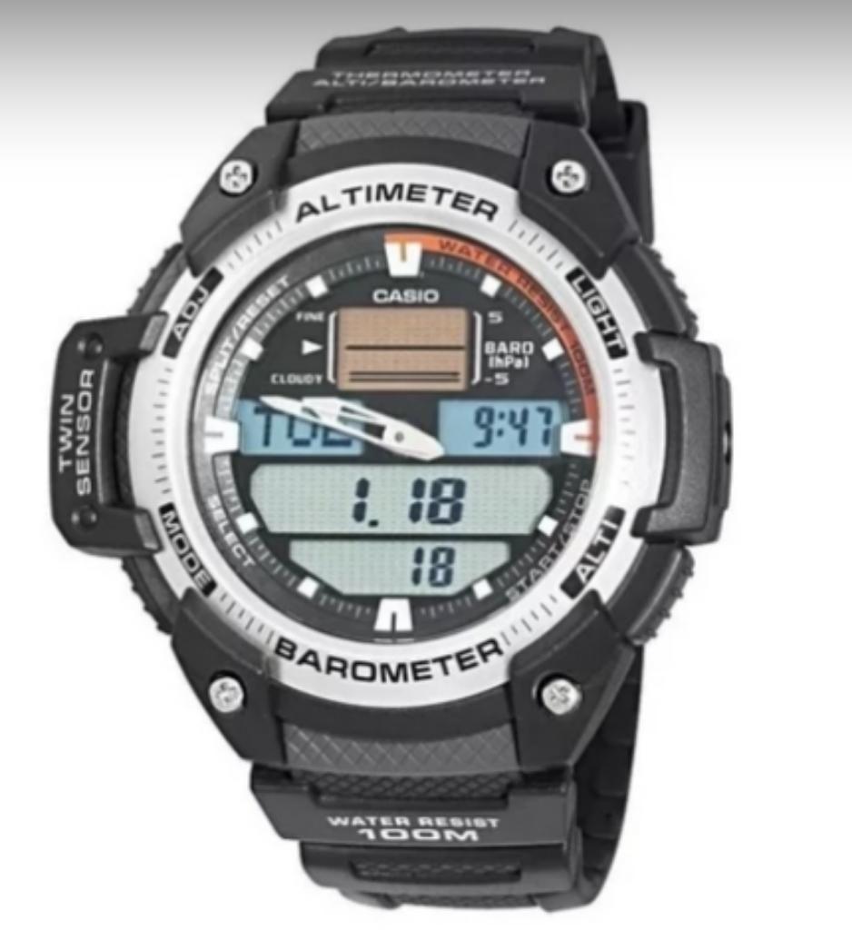Se Vende Reloj Casio Espectacular!!