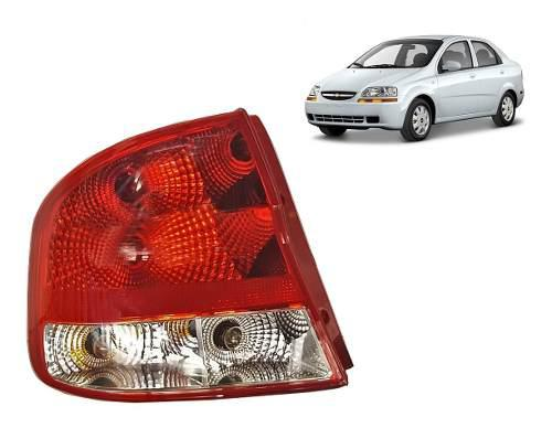 Stop Izquierdo Chevrolet Aveo Family Sedan 2005 2014 Suply