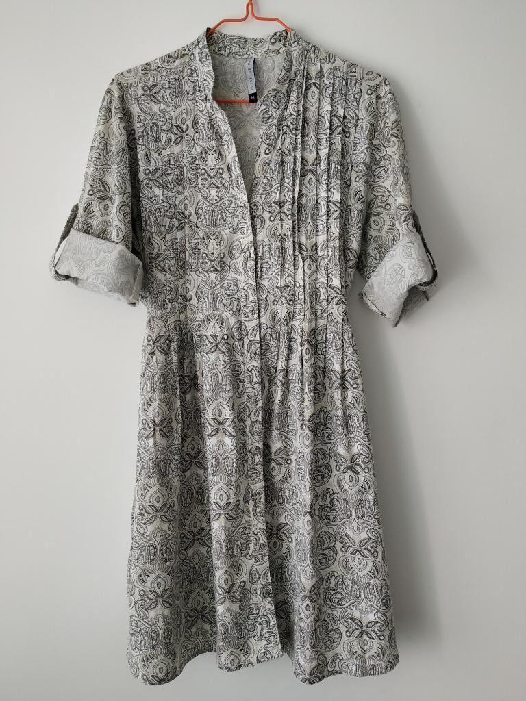 Vestido Marca Fuera de serie talla: M. Usado