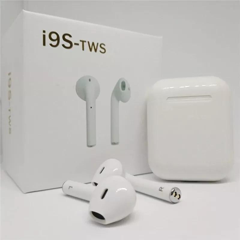 Audifono Bluetooth I9s TWS Tipo Airpods Base De Carga