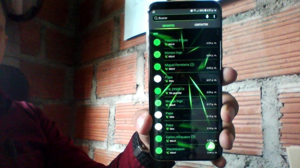 Cambio Samsung S8 Plus Vidrio Fisurado