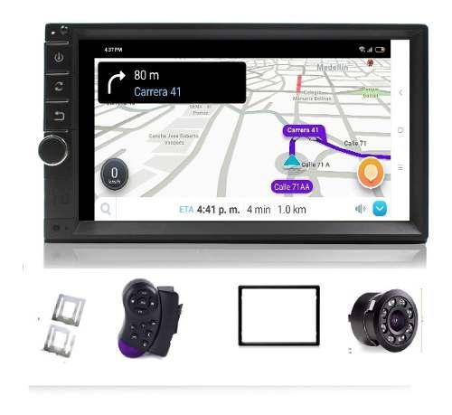 Radio Pantalla Tactil Mirrorlink Android iPhone Camara Rev