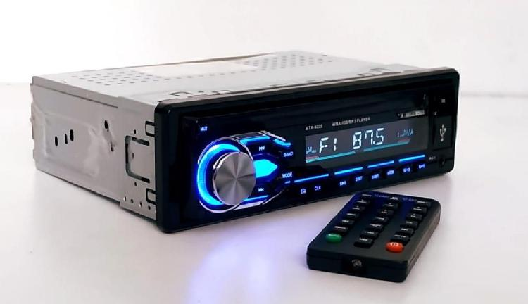 Radio Para Carro Con Bluetooth / usb / sd/ aux NUEVOS Con
