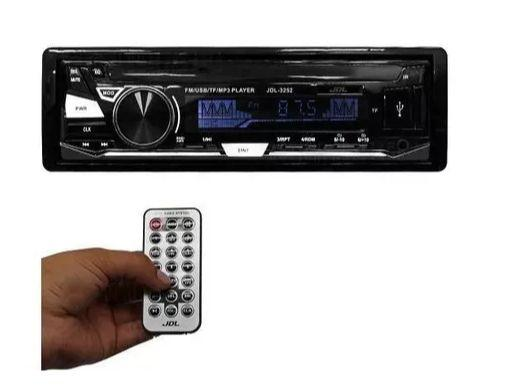 Radio Para Carro Puerto Usb Sd Auxiliar Fm Potencia 60w X 4