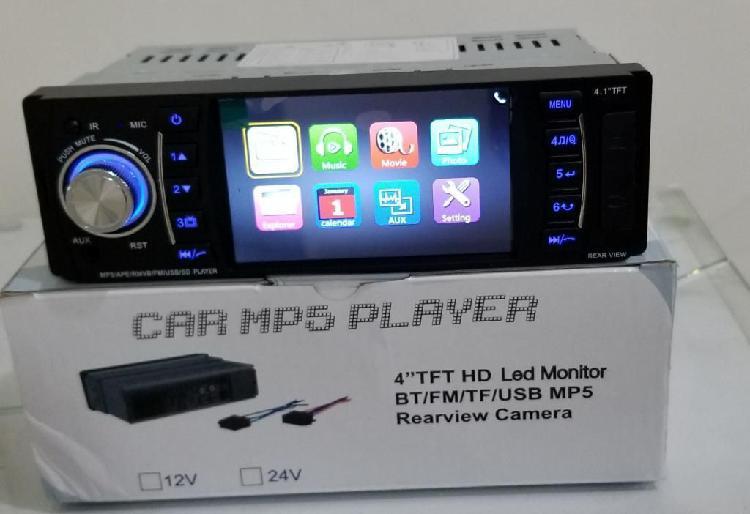 Radio para Carro con Pantalla