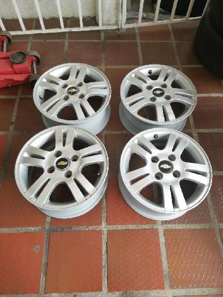 Rines 15 de Lujo Chevrolet, Mazda
