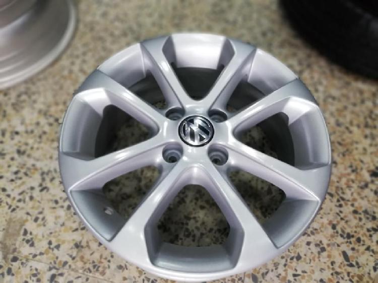 Rines 15 de Volkswagen Gol Originales
