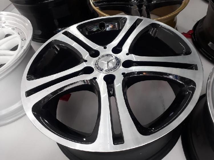 Rines 17 de Mercedes Benz Originales