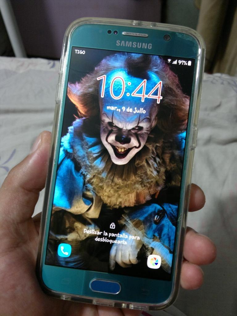 Samsung Galaxy S6 Vendo Cambio