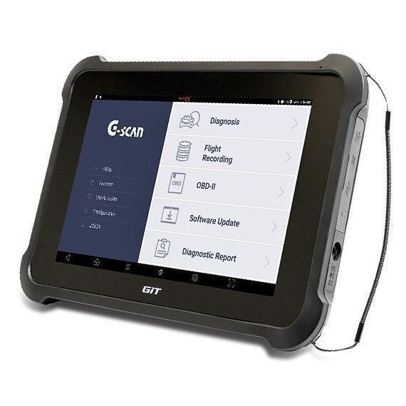 Scanner Automotriz Gscan3 12 Y 24 V