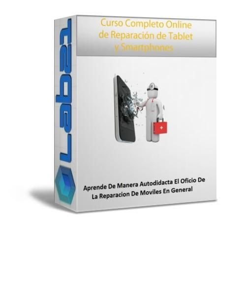 Videocurso Reparación Celulares Y Tablets con Kit