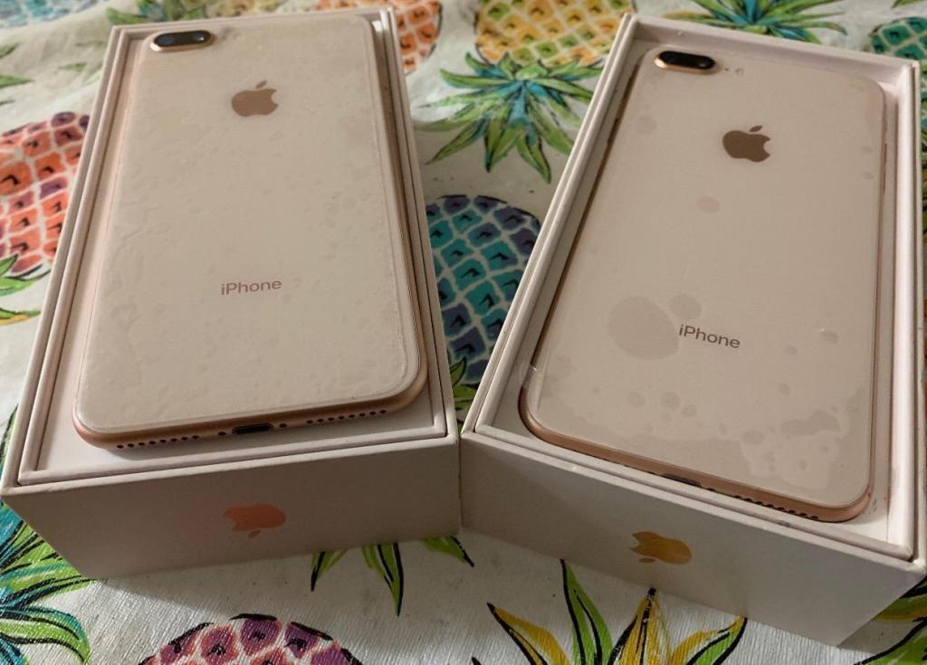 iPhone 8 Plus 64Gb- Turbo Sim -Nuevo