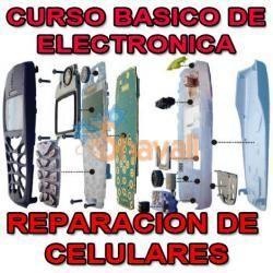 APRENDEDE ELECTRONICA Y REPARACION DE TELEFONOS GAMAS BAJA Y