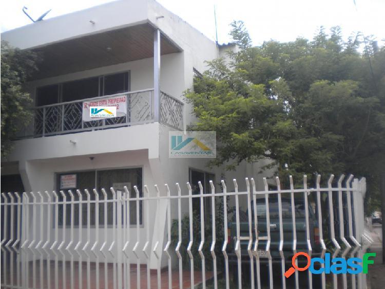 Casa esquina barrio El Recreo Cartagena