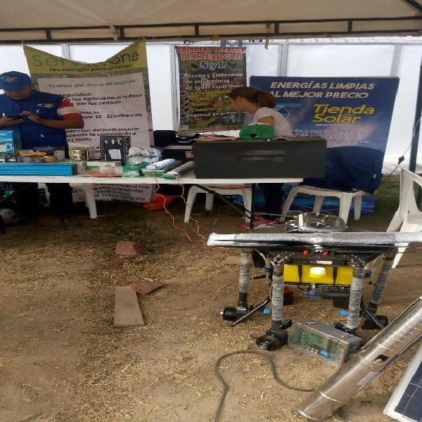 Incubadora con Planta Solar para 50 Huev