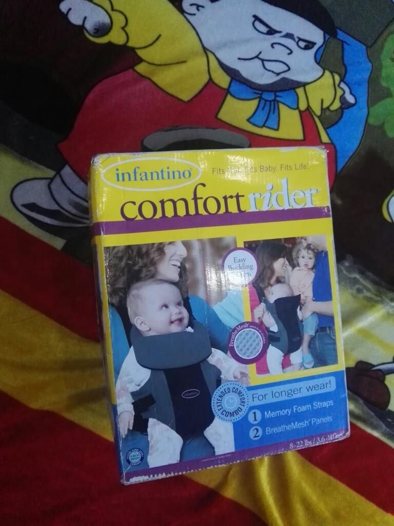 Cargador Canguro para Bebés