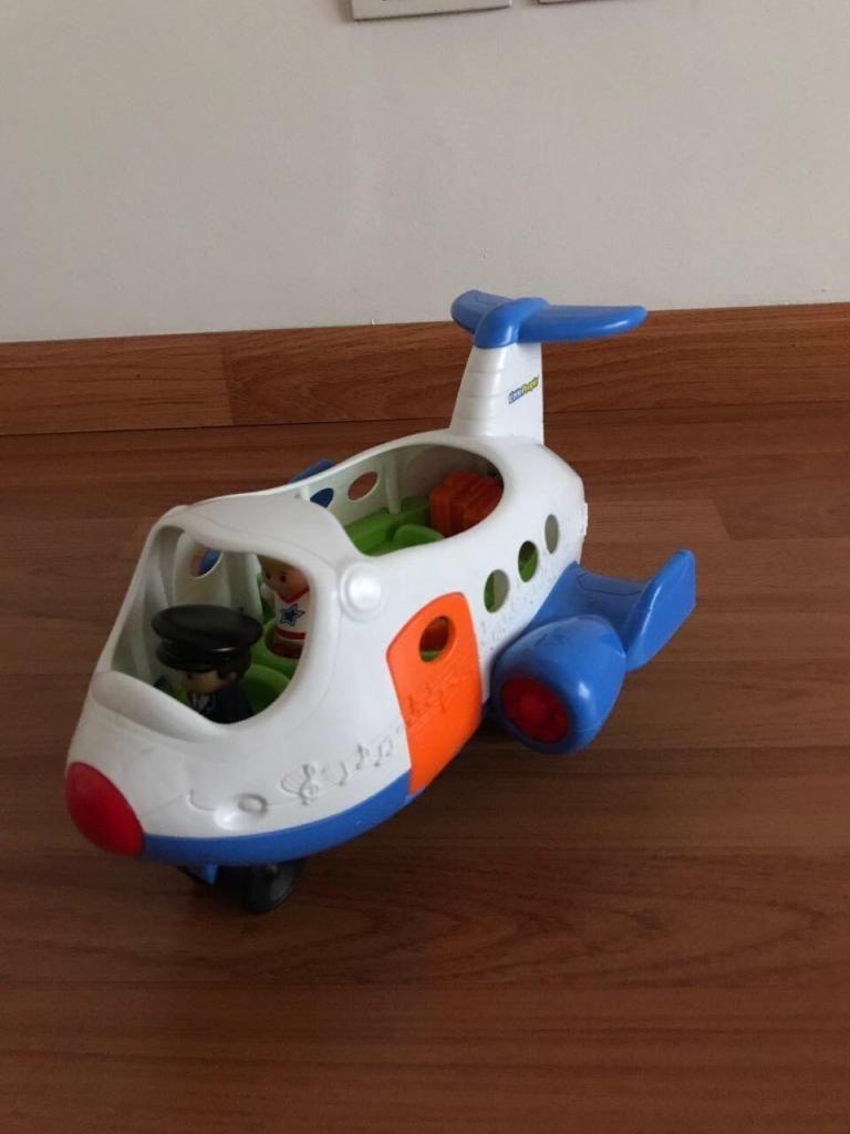 Fisherprice Avion Didactico