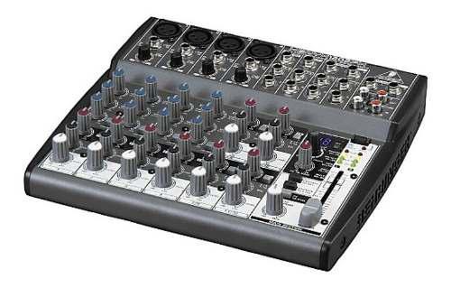 Mezclador Audio Behringer Xenyx 1202fx Con Efectos Digitales
